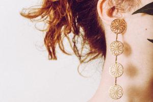 rosone-chain-earring